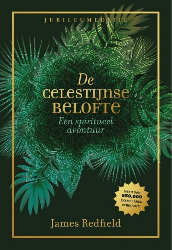 De Celestijnse belofte boek - James Redfield