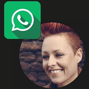 Whatsapp ondersteuning Levenscoach